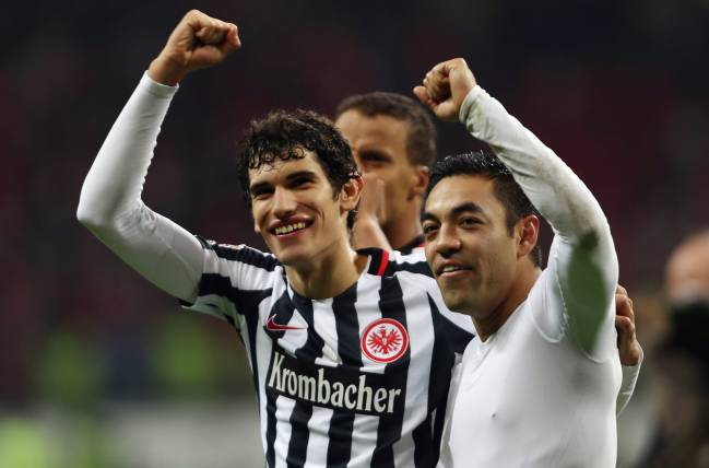 Jesús Vallejo has been gaining valuable experience in Germany.