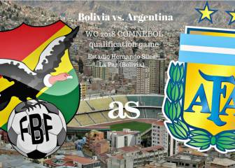 Bolivia vs. Argentina. How and where to watch