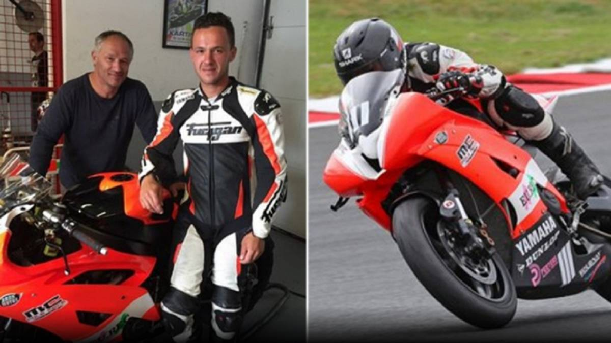 Adrien Protat, a national superbike championships competitor, was killed in Le Mans crash