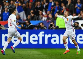 Deulofeu makes the difference as Spain beat France