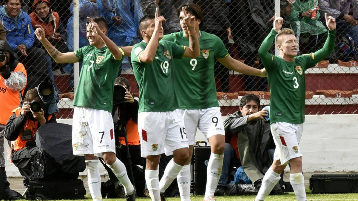 Bolivia 2-0 Argentina: match report, how it happened, goals