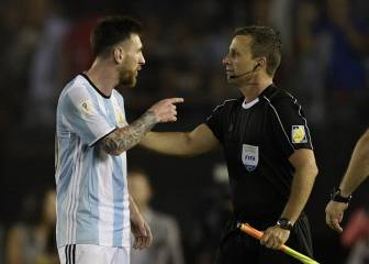 Messi to miss crucial games for Argentina qualification