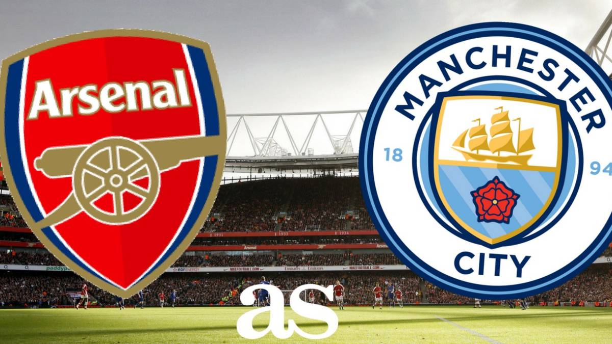 How and where to watch Arsenal vs Manchester City: times, TV, online