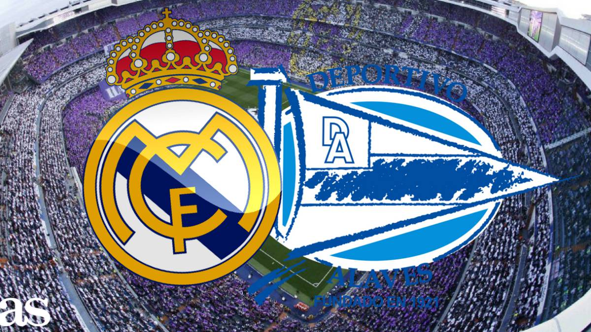 All the information you need on where and when to watch Real Madrid vs Deportivo Alavés, 2016/17 LaLiga Santander match on Sunday April 2nd 2017.
