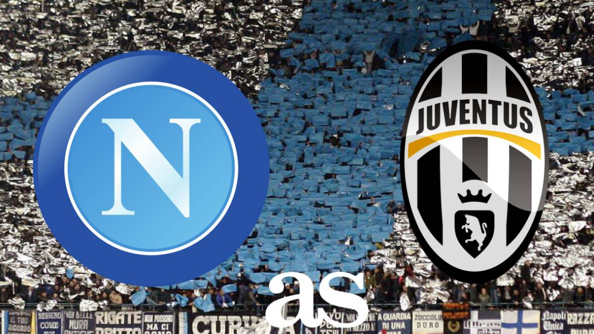 Serie A How And Where To Watch Napoli Vs Juventus Times