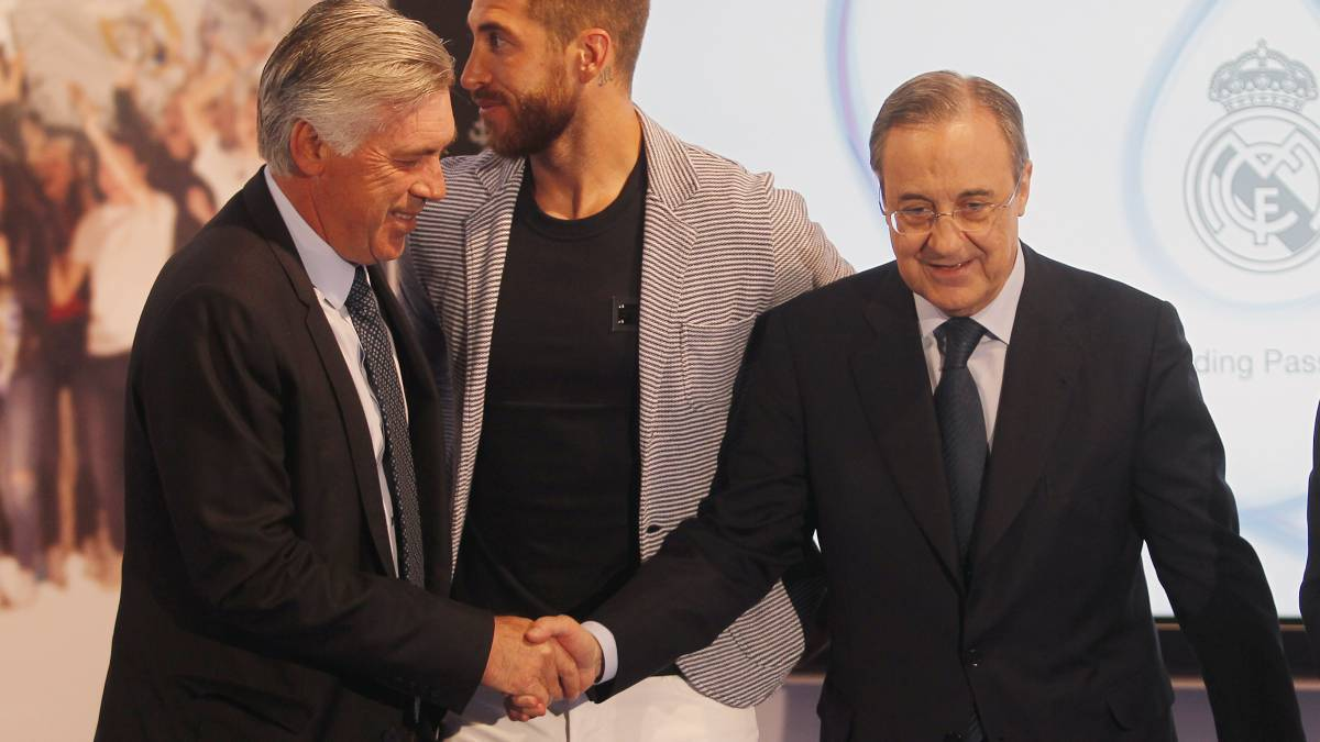 Ancelotti: No Florentino pressure over Real Madrid team selection