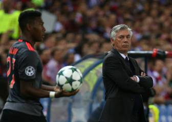 Ancelotti insists that Coman and Kimmich will stay