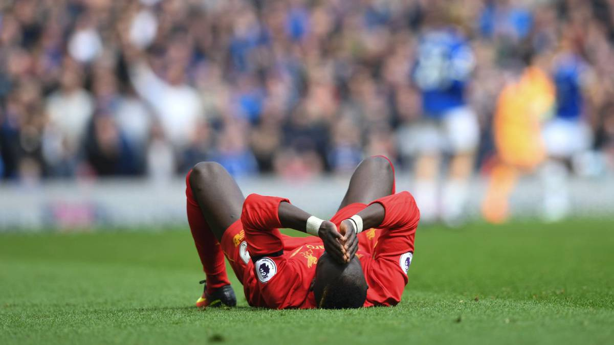 Sadio Mané: Liverpool ace injured in derby win over Everton