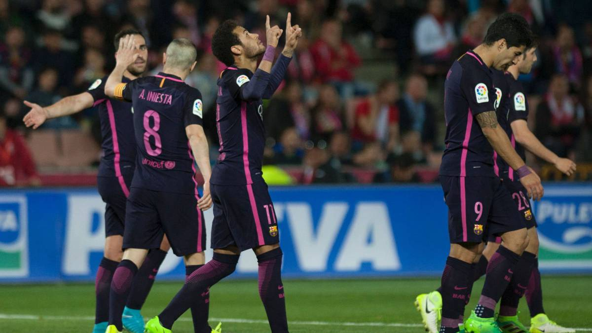 Granada vs Barcelona LaLiga Santander week 29: Match report, as it happened, goals, action