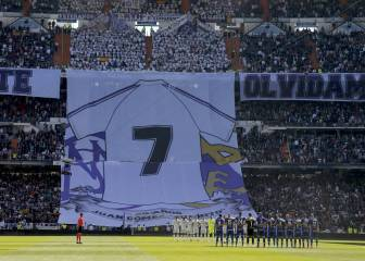 Bernabéu honours Juanito 25 years after tragic death