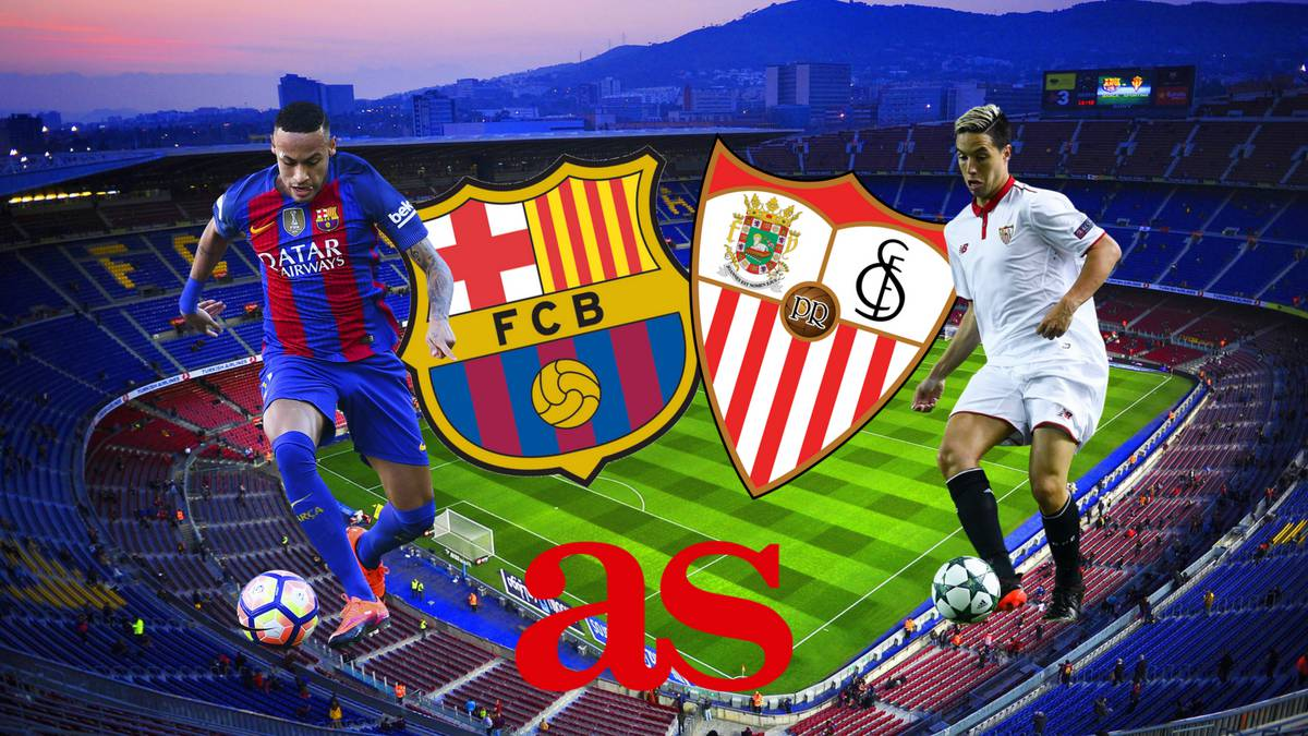 Barcelona vs Sevilla: how and where to watch: times, TV ...