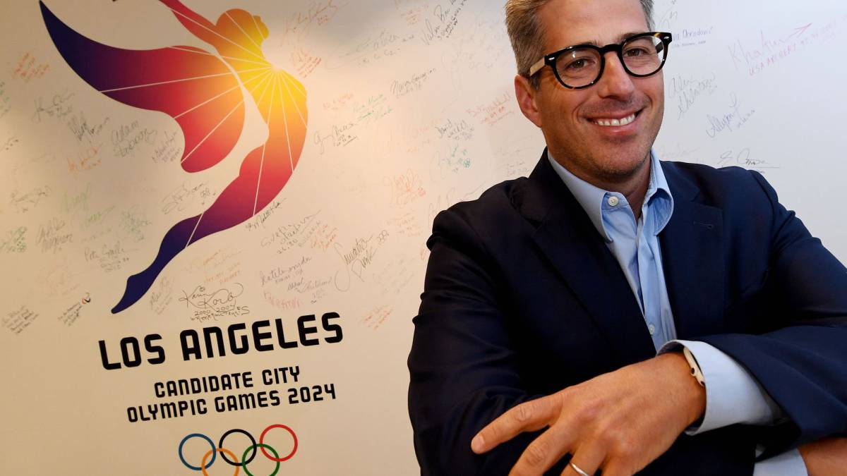 2024 Olympics: Paris, Los Angeles in Denmark to push bids