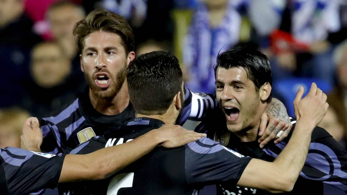 Leganés 2-4 Real Madrid LaLiga Santander: Match report, as it happened, goals, action