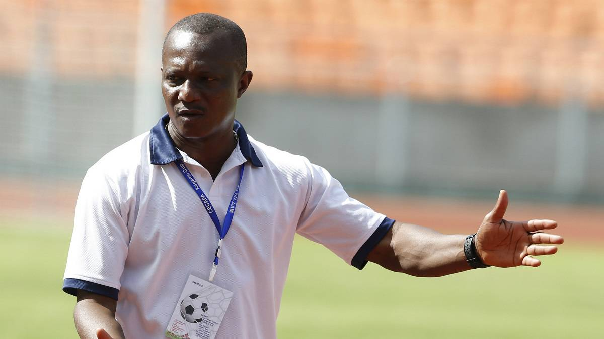 Kwesi Appiah back for second spell as Ghana coach