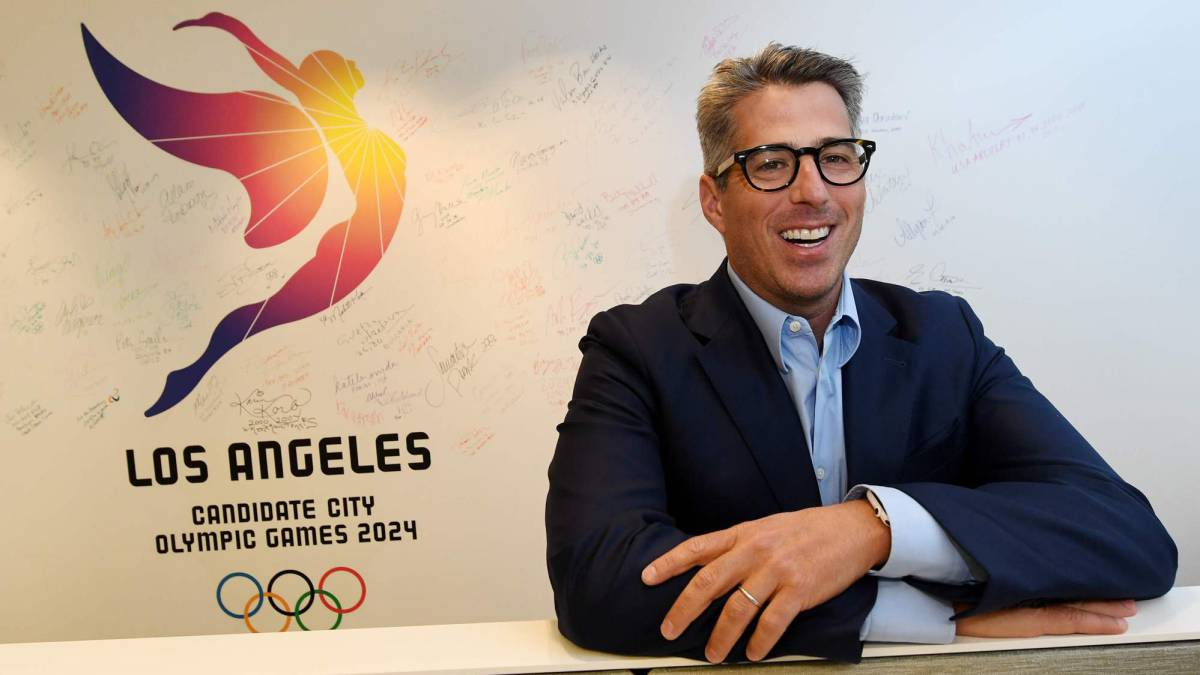 Los Angeles 2024 bid does not 'like' French Facebook claim
