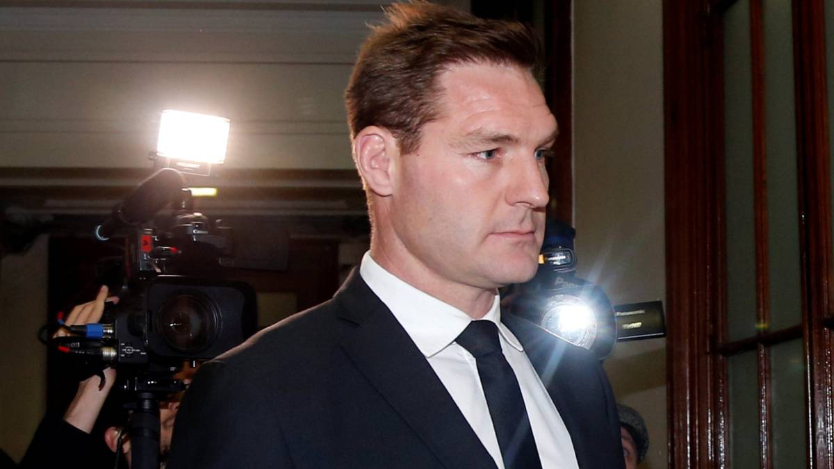 Former All Black hit with fine for Class A drugs possession