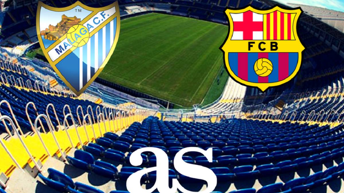 Málaga vs Barcelona: how and where to watch: times, TV, online