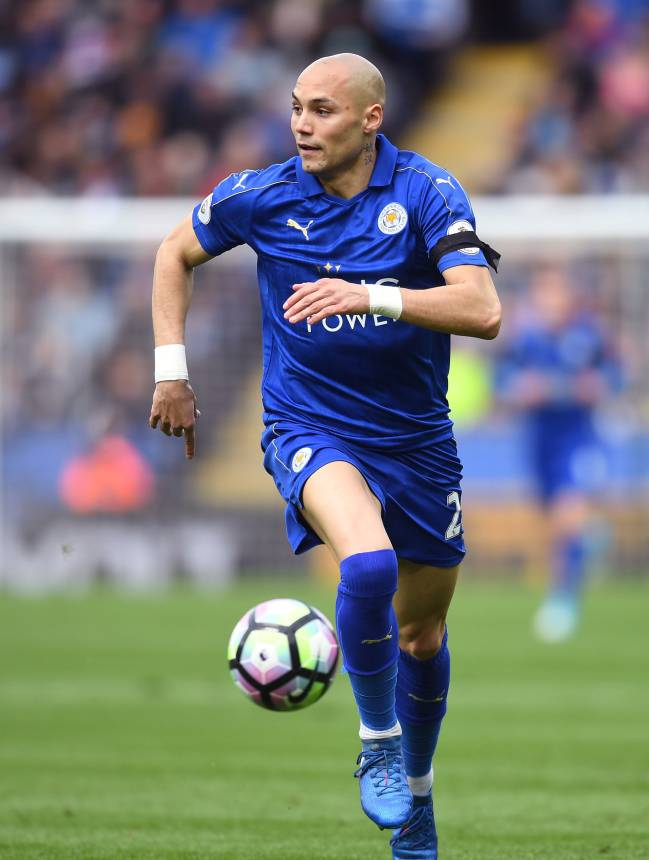 Leicester City could face Everton on Sunday without Schmeichel, Vardy, and Mahrez, as Craig Shakespeare ponders keeping them Champions League fresh