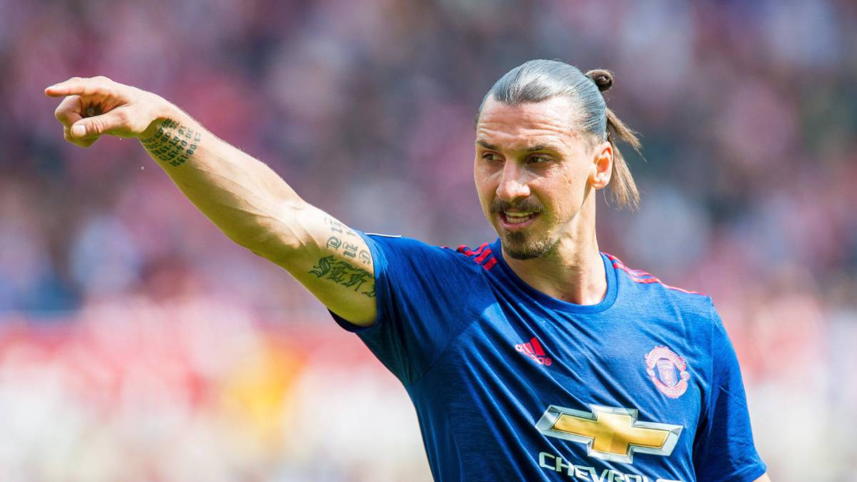 The Swedish striker struck against Sunderland to maintain Manchester United's pressure on the Champions League spots, at 35, he still feels spritely.