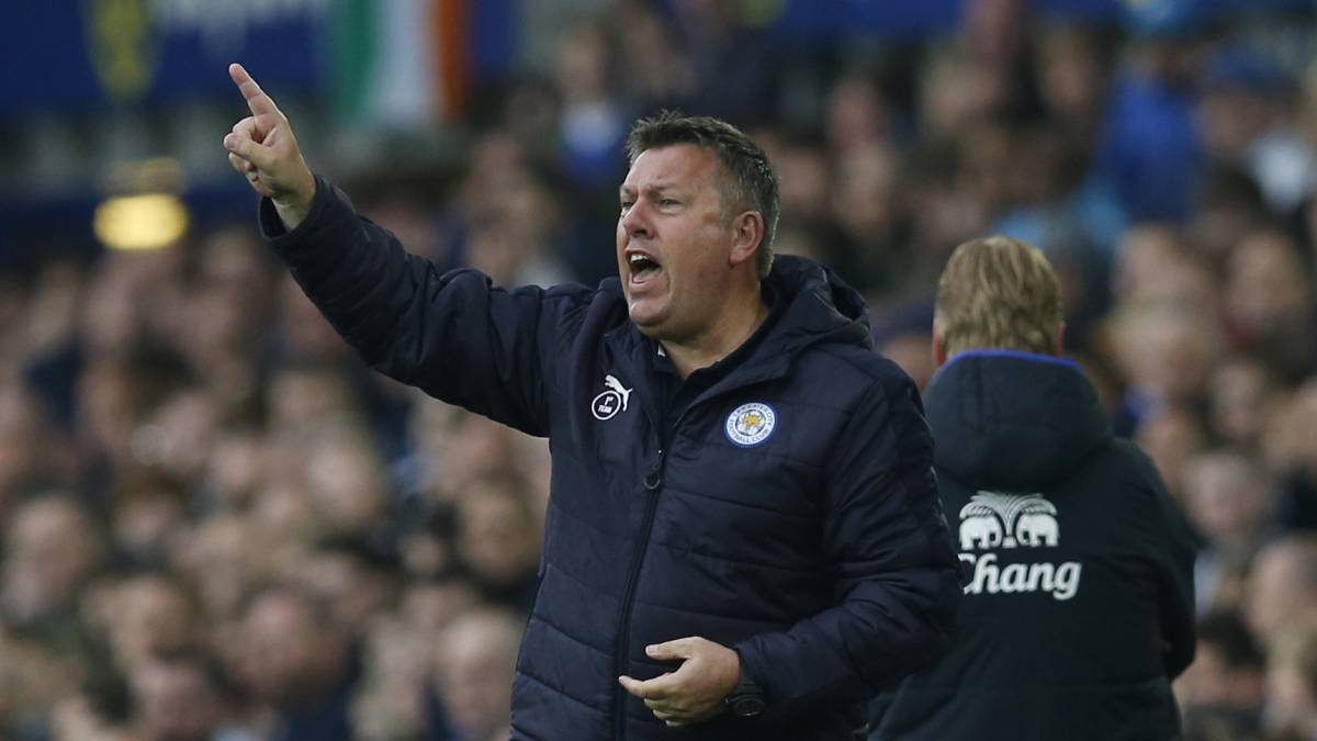 Craig Shakespeare's City lost 4-2 at Goodison Park on Sunday, but the Leicester boss remains focussed on the Champions League quarter-final on Wednesday.