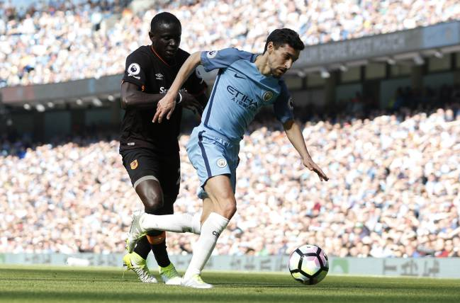 Jesús Navas could return to former club Sevilla.