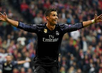Ronaldo reaches 100 as Real Madrid beat Bayern in Munich