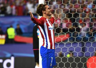 Griezmann penalty establishes narrow Atlético advantage