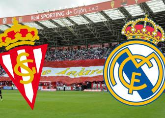 How and where to watch Sporting Gijón v Real Madrid