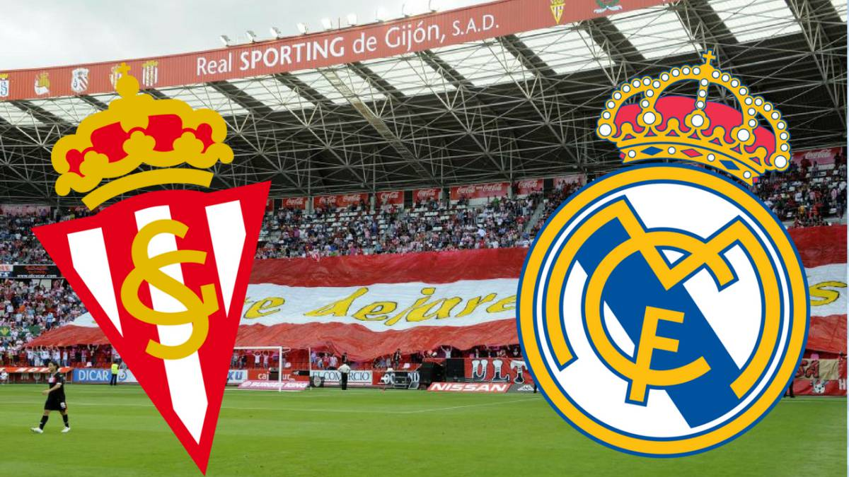 Sporting Gijón v Real Madrid: how and where to watch: times, TV, online