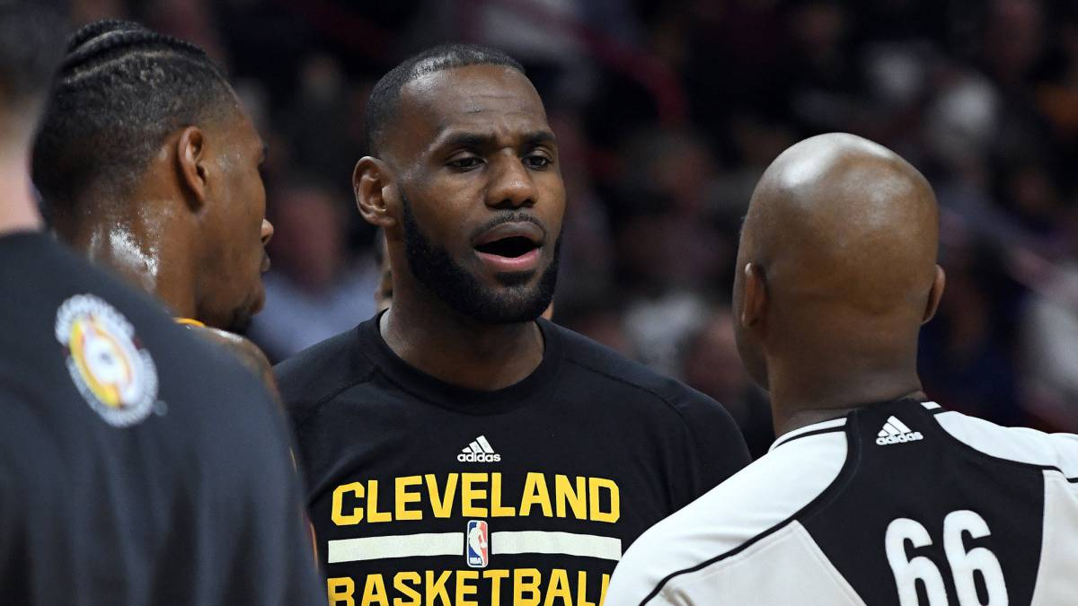 NBA: LeBron confident as NBA playoffs begin
