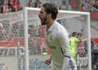 Isco steals the show in Gijón with crucial late winner