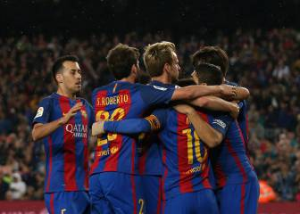 Barça made to work but salvage maximum points