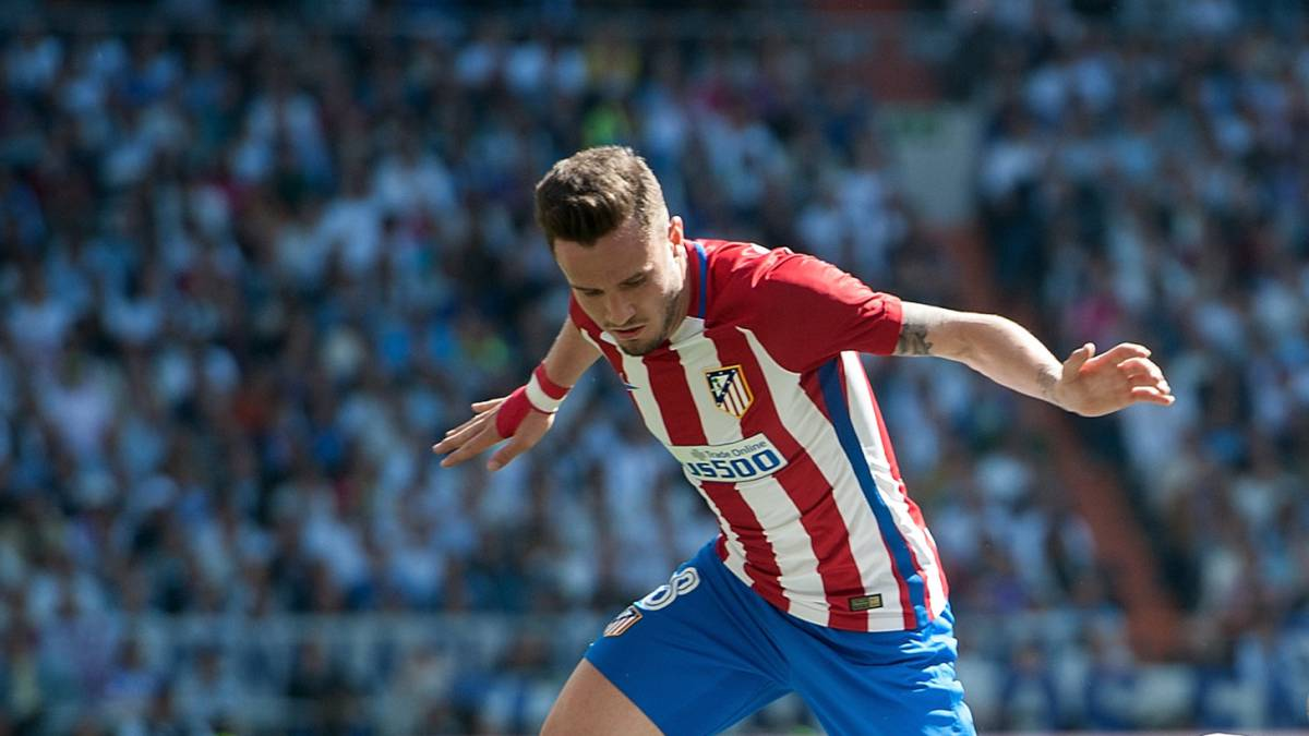 "Saúl Ñiguez: ""I used to pee blood after every game"""