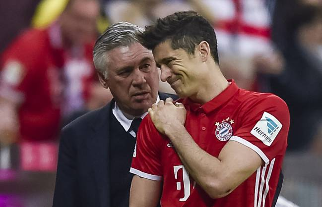 Lewandowski a huge threat for Real Madrid