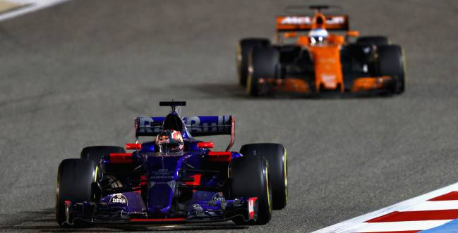 Fernando Alonso explodes over lack of power in his McLaren Honda