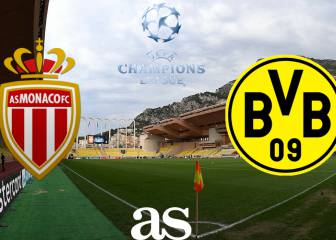 Monaco vs Borussia Dortmund: how and where to watch