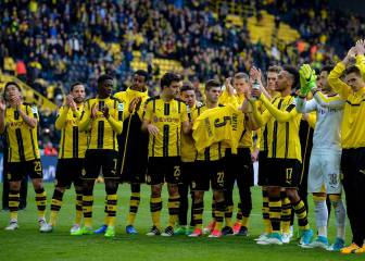 Five reasons why Dortmund can turn it around in Monaco