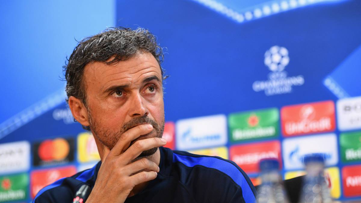 "Luis Enrique: ""We need to score five to get past Juventus"""