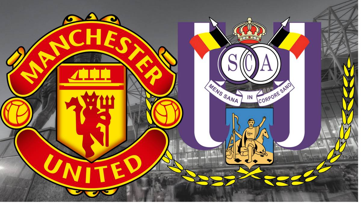 All the information on how, where and when to watch Man. United v Anderlecht, Europa League quarter final second leg at Old Trafford at 21:05, 20 April 2017
