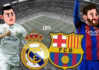 Ronaldo and Messi go head to head in emoji El Clásico
