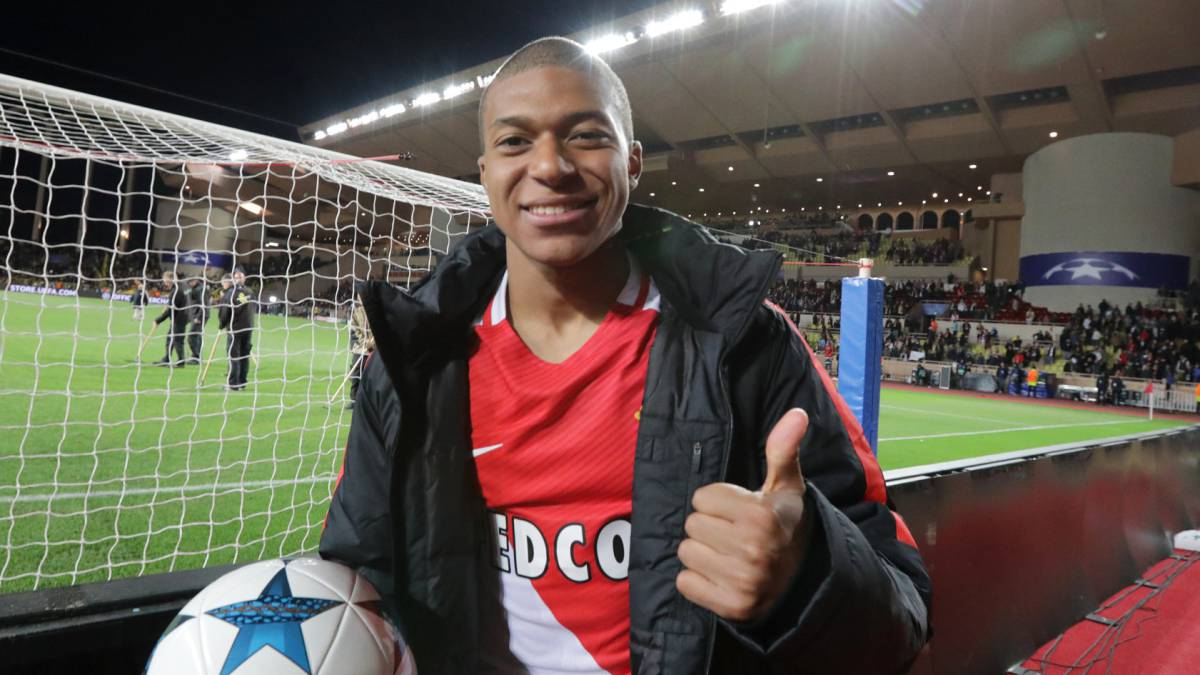 PSG keen to steal Mbappé from Real Madrid