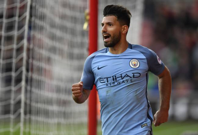 Can Manchester City's Sergio Aguero get to another final?