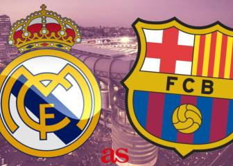 Real Madrid vs Barcelona: how and where to watch