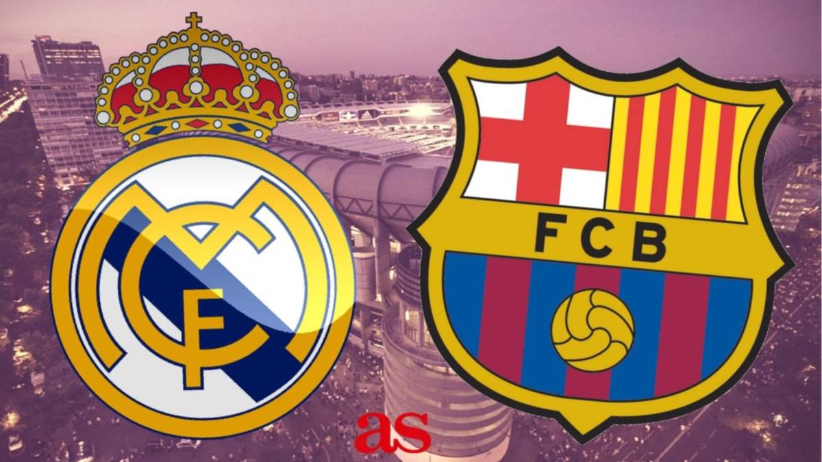 All the information on how, where and when to watch El Clasico as Real Madrid face Barça in LaLiga Santander at the Bernabeu at 20:45, Sunday 23 April 2017.
