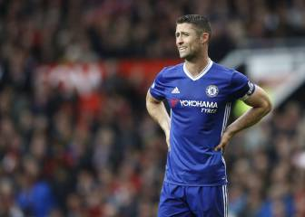 Cahill to miss Spurs' clash after kidney stone treatment