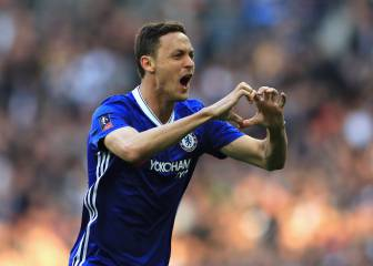 Chelsea pick off Spurs to seal FA Cup final place