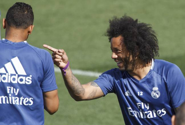 Marcelo in today's session