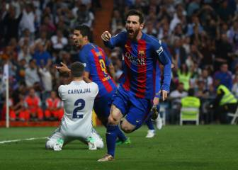 Messi wins crazy Clásico at the death with trademark goal
