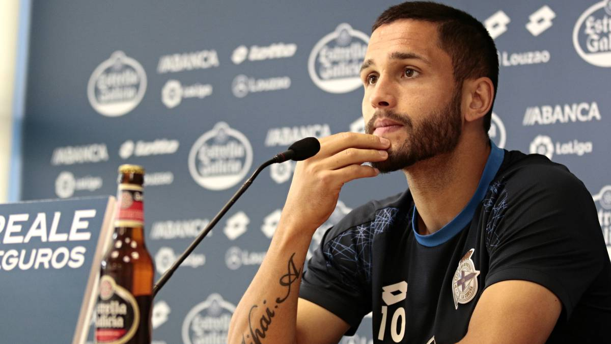Florin Andone champing at the bit ahead of Real Madrid visit