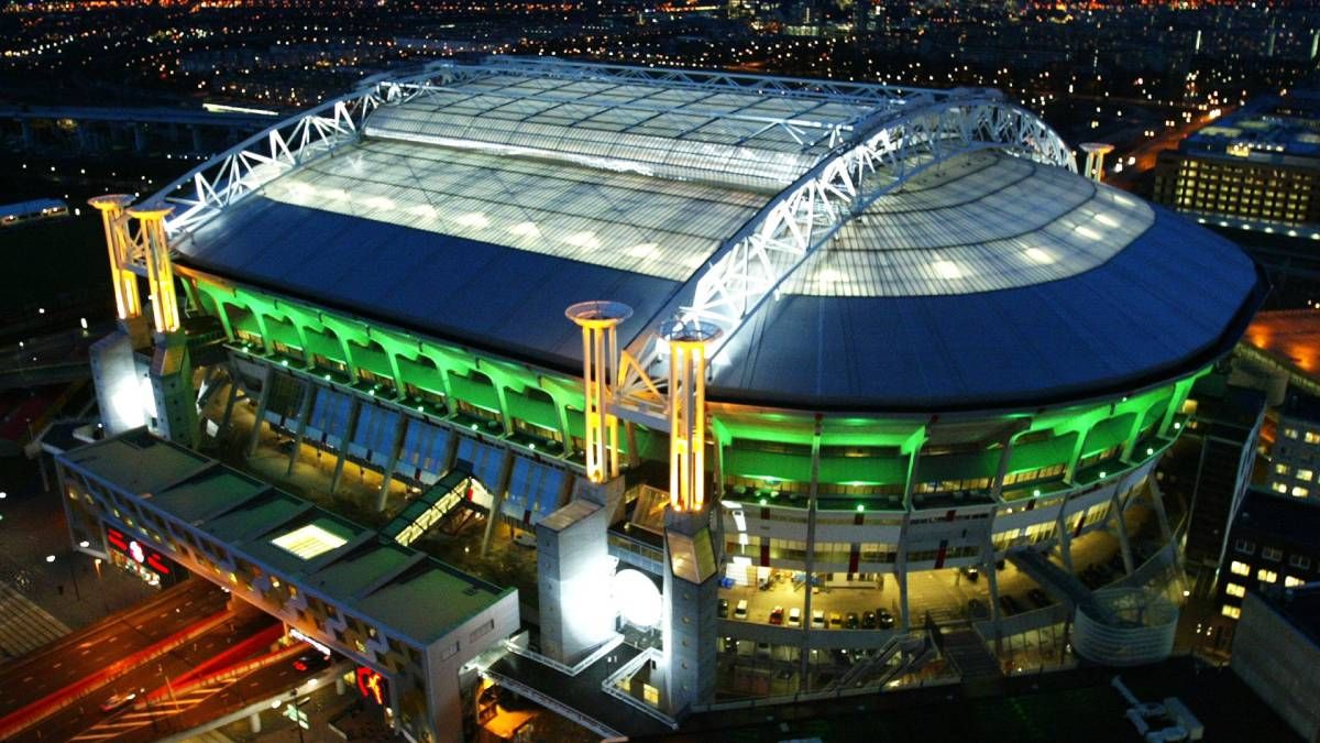 Ajax confirm Amsterdam ArenA to be named after Johan Cruyff